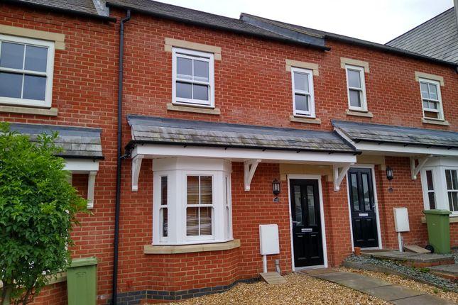 Thumbnail Terraced house to rent in Church Street, Wolverton, Milton Keynes