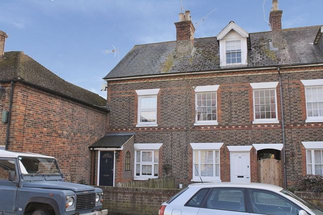 Thumbnail Terraced house for sale in Hever Road, Hever, Edenbridge