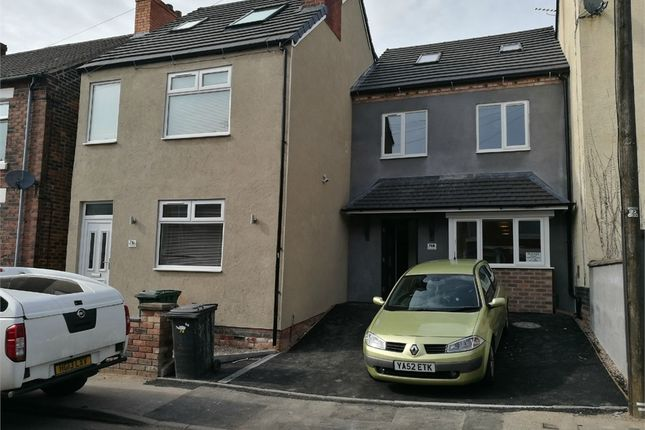Thumbnail Semi-detached house to rent in Bernard Street, Woodville, Swadlincote, Derbyshire