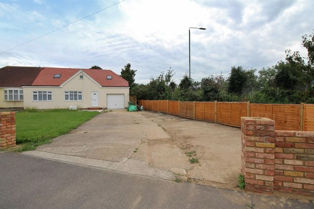 Thumbnail Semi-detached bungalow for sale in Basilon Road, Bexleyheath