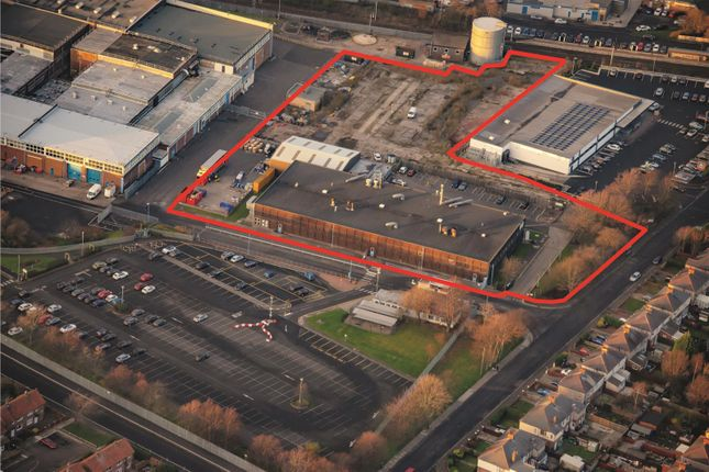 Thumbnail Land for sale in Edgefield Avenue, Fawdon, Newcastle Upon Tyne, Tyne And Wear