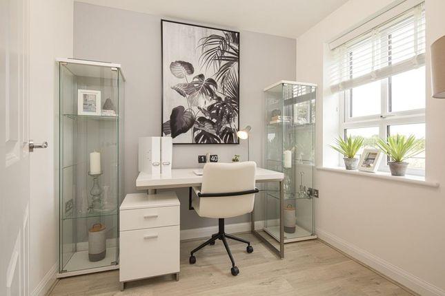 Greenwood 3 Bedroom Home Study Internal View