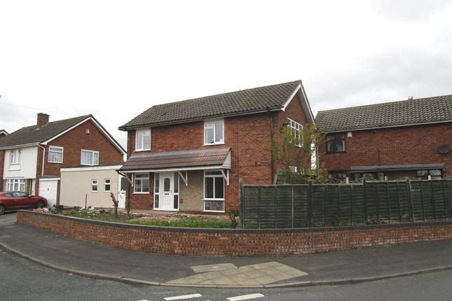 Thumbnail Detached house for sale in Lyndale Drive, Lyndale Park Wednesfield, Wolverhampton