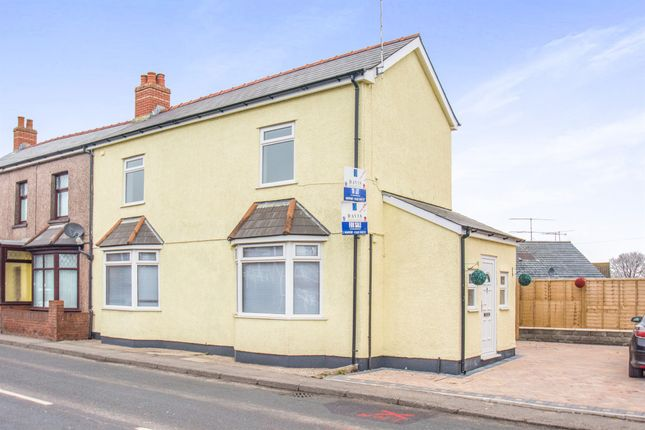 3 bed semi-detached house for sale in High Cross Road, Rogerstone, Newport