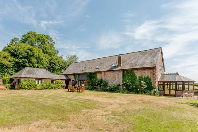 Thumbnail Detached house for sale in Holcombe Rogus, Wellington, Somerset