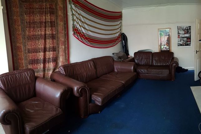 Thumbnail Terraced house to rent in Wellington, Fallowfield, Manchester
