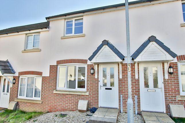 Thumbnail 2 bed terraced house for sale in Oak Moor Drive, Launceston