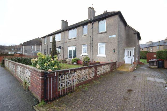 Thumbnail Flat for sale in Millgate, Winchburgh, Broxburn