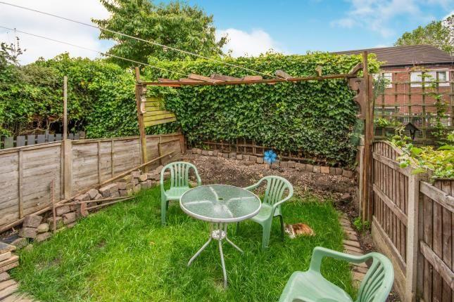 Garden of Greg Street, Reddish, Stockport, Cheshire SK5
