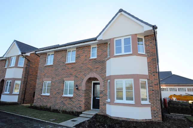 Thumbnail Detached house for sale in Fern Hill, Barnston Mews, Farndon