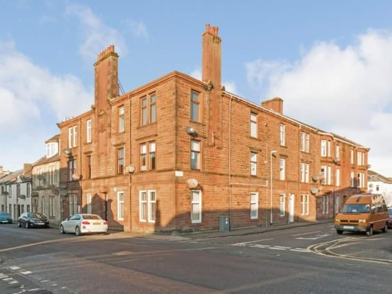 Thumbnail Flat for sale in Nelson Street, Largs, North Ayrshire, Scotland