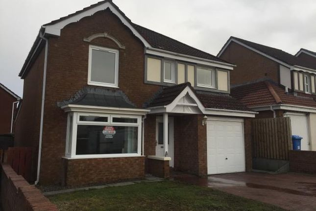 Thumbnail Detached house to rent in Sycamore Glade, Livingston