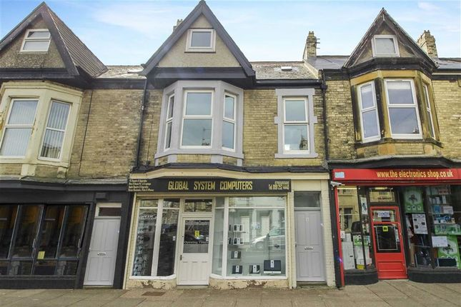 Thumbnail Flat for sale in Station Road, Cullercoats, Tyne And Wear