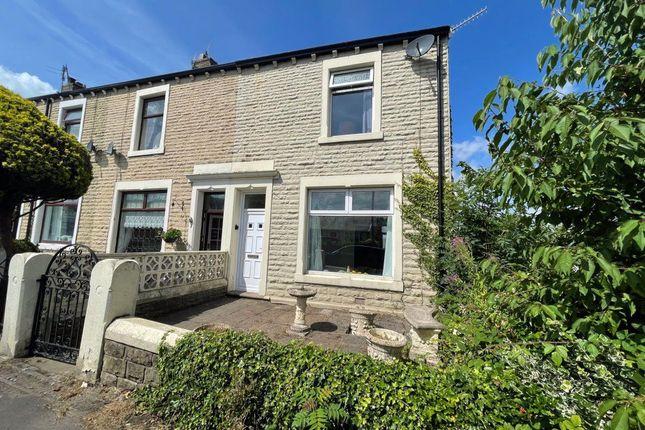 2 bed terraced house to rent in Coronation Terrace, Langho, Blackburn BB6