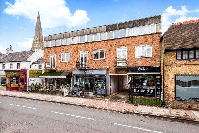 Thumbnail Maisonette for sale in Church Street, Weybridge, Surrey