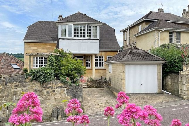 Thumbnail Detached house for sale in Greenway Lane, Bath