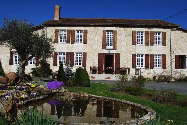 Delightful Thumbnail Country House For Sale In Montguyon, Jonzac, Charente Maritime,  Poitou