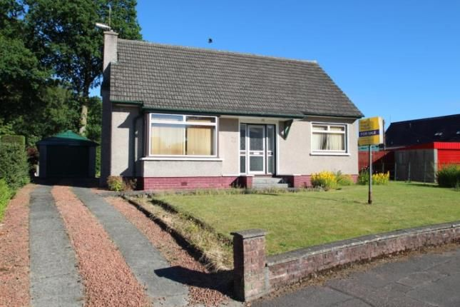 Thumbnail Bungalow for sale in Boturich Drive, Balloch, Alexandria, West Dunbartonshire