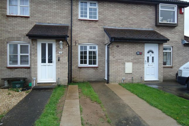 2 bed terraced house to rent in Lea Close, Undy, Caldicot NP26