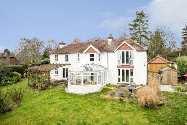 Thumbnail Detached house for sale in Warren Lane, Cross In Hand, Heathfield, East Sussex