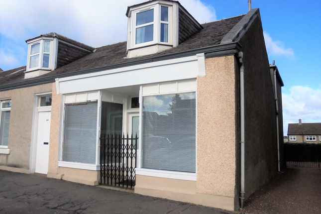 Thumbnail Terraced house for sale in Manse Road Newmains, Wishaw
