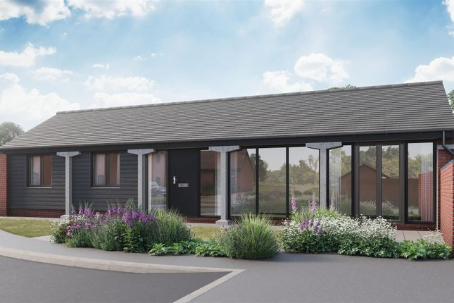 2 bed detached bungalow for sale in Bull Farm, Watling Street, Hockliffe LU7