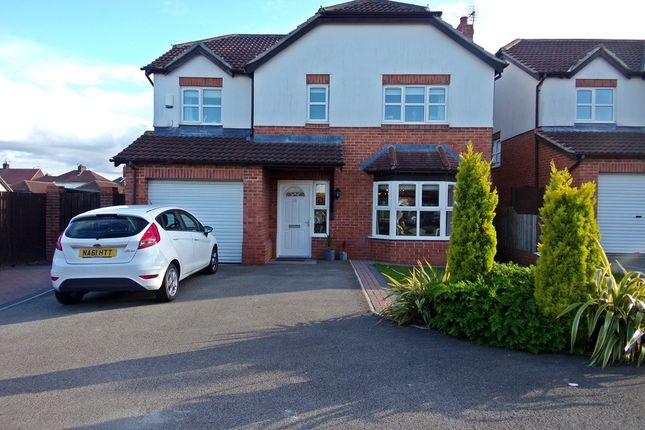 4 bed detached house for sale in Arundel Walk, Wingate