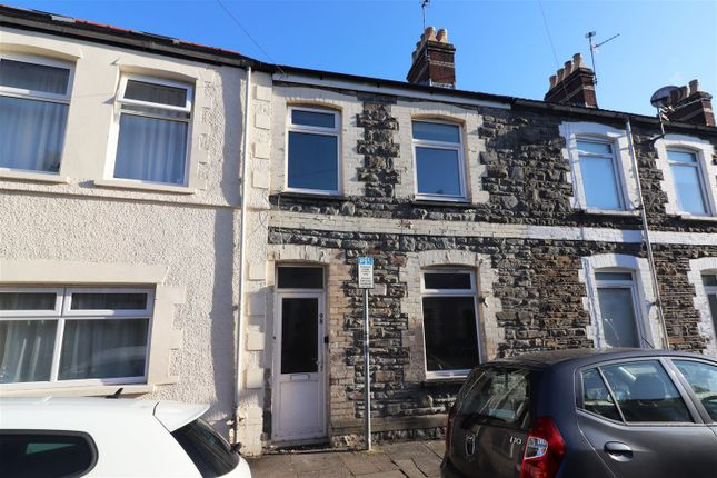3 bed terraced house for sale in Coburn Street, Cathays, Cardiff CF24