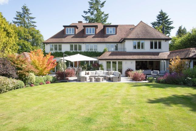 Thumbnail Detached house to rent in Doggetts Wood Lane, Chalfont St. Giles, Buckinghamshire