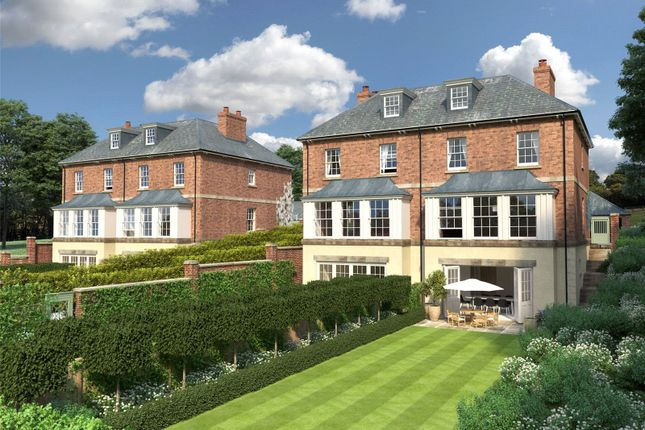Thumbnail Semi-detached house for sale in Alymere House, Arthur's Court, Sleepers Hill, Winchester