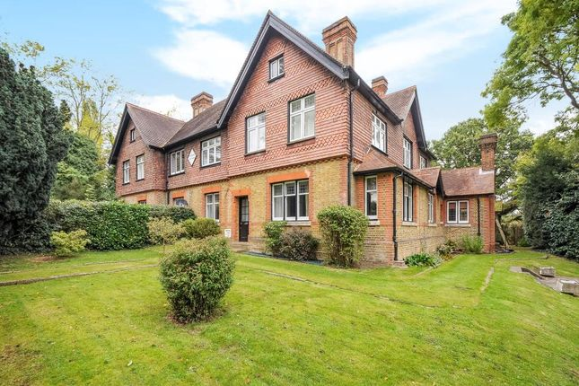 Thumbnail Flat for sale in Englefield Green, Surrey