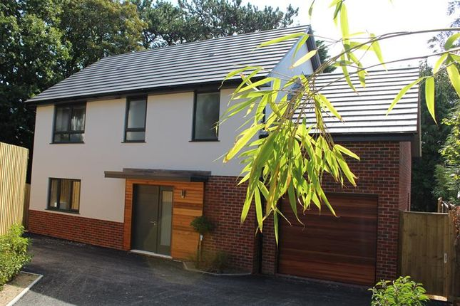 Thumbnail Detached house for sale in Gorsehill Road, Oakdale, Poole