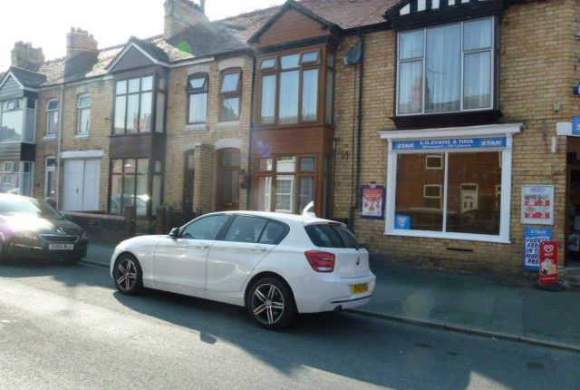Thumbnail Flat to rent in York Street, Oswestry