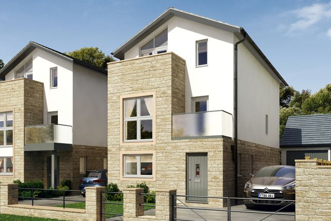 "Thumbnail Link-detached house for sale in ""Midina"" at Granville Road, Lansdown, Bath, Somerset, Bath"
