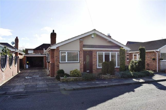 Thumbnail Detached bungalow for sale in 2, Fane Close, The Avenue, Fairfield