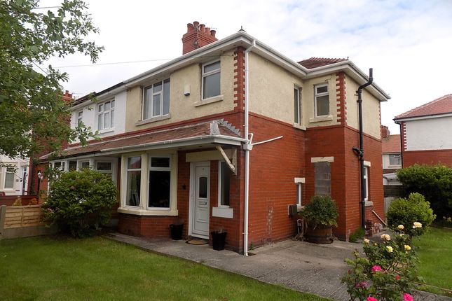 Thumbnail Semi-detached house for sale in Willoughby Avenue, Thornton-Cleveleys