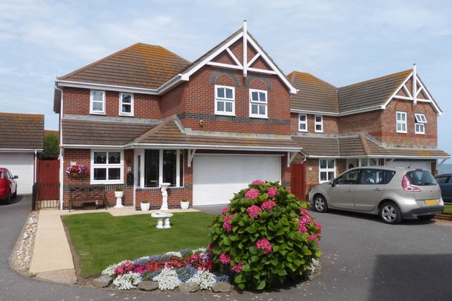 Thumbnail Detached house for sale in Canadian Crescent, Selsey, Chichester