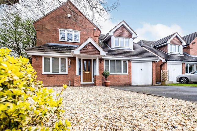 4 bed detached house for sale in Foxley Drive, Catherine-De-Barnes, Solihull B91