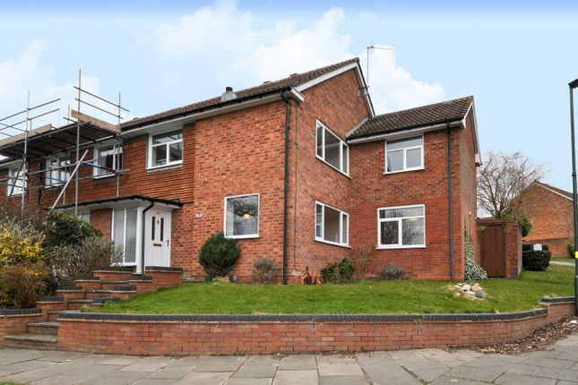 Thumbnail Town house for sale in Long Leasow, Bournville Village Trust, Selly Oak