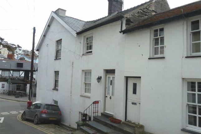 Thumbnail Cottage for sale in 12, Prospect Place, Aberdyfi, Gwynedd