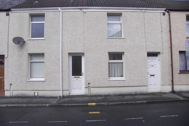 Thumbnail Terraced house to rent in Elias Street, Neath, West Glamorgan.