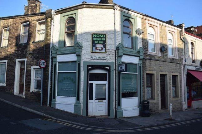 Thumbnail End terrace house to rent in Church Street, Padiham, Lancashire