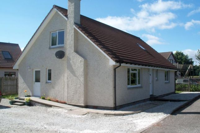 Thumbnail Detached house for sale in Sunderland Place, Alness, Ross-Shire