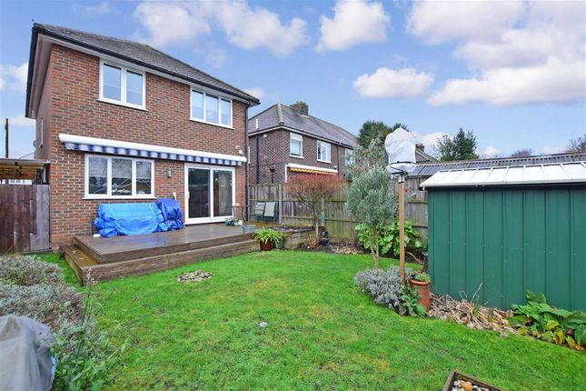 Rear Elevation of Lunsford Lane, Larkfield, Kent ME20