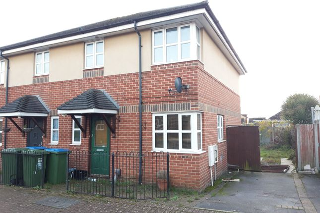 Semi-detached house for sale in Siddal Close, Southampton