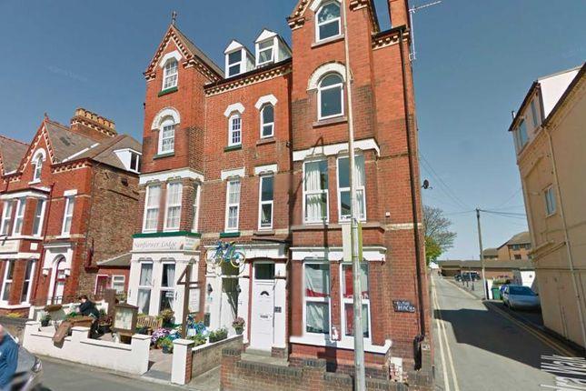 Thumbnail Flat to rent in 1 22 Flamborough Road, Bridlington