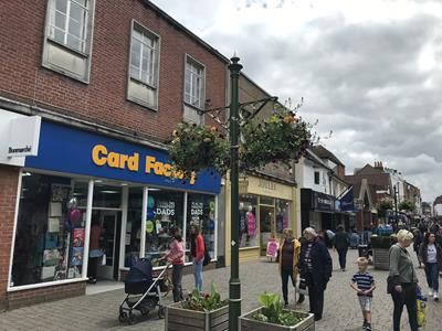 Thumbnail Commercial property for sale in & 47, West Street, Horsham, West Sussex