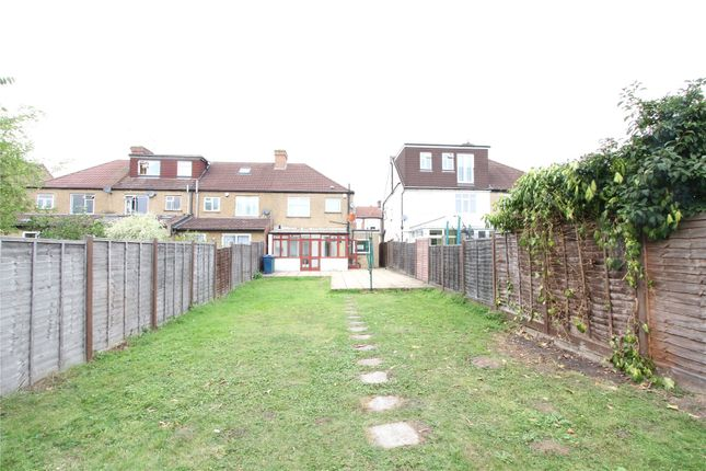 Thumbnail End terrace house for sale in College Road, Harrow Weald, Middlesex
