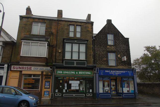 Thumbnail Retail premises for sale in Front Street, Annfield Plain, Stanley