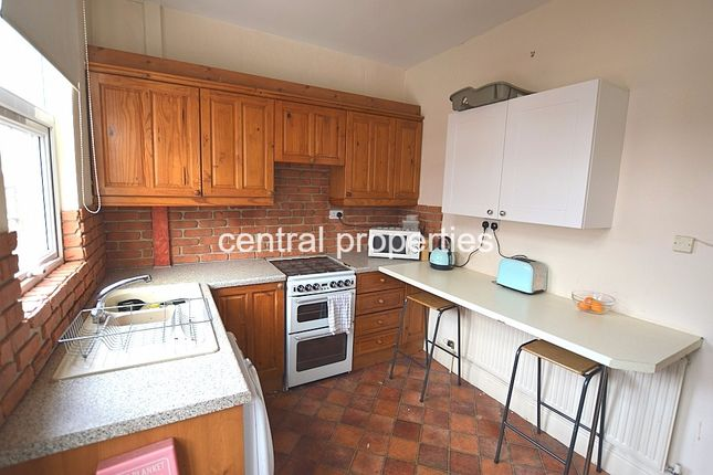 Thumbnail Terraced house to rent in Rose Avenue, Horsforth